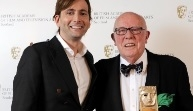 Richard Wilson and David Tenant