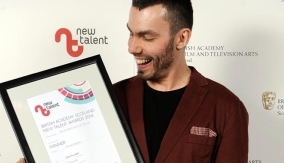 Paul Kowalik - New Talent Award Winner