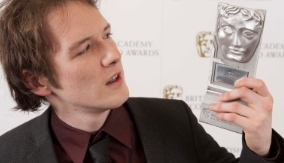 Will Anderson, BAFTA Scotland Award Winner
