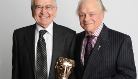 Brian Cosgrove and David Jason