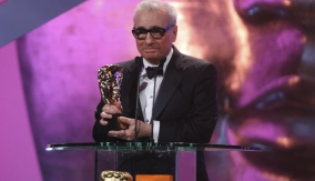 BAFTA Fellow Martin Scorsese