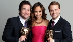 Mark, Sam & Myleene