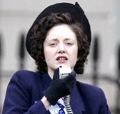 Andrea Riseborough for Margaret Thatcher: The Long Walk To Finchley