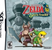 Legend Of Zelda Spirit Tracks
