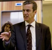 Peter Capaldi for The Thick Of It