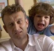 Hugh Dennis for Outnumbered Christmas Special
