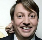 David Mitchell for Peep Show