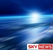Sky News: Libya Rebel Convoy - Live