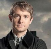 Martin Freeman, Sherlock