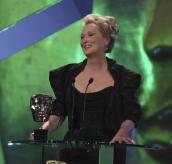 Meryl Streep for The Iron Lady