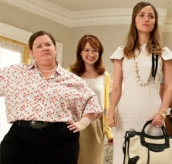 Melissa McCarthy for Bridesmaids