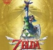Legend Of Zelda: Skyward Sword, The