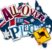 All Over The Place: Australia