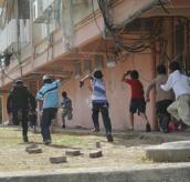 Channel 4 News – Inside Gaza: Children Under Fire