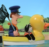 Postman Pat and The Rubber Duck Race