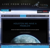 Live from Space: Online