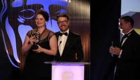 Tearaway accept the Family award