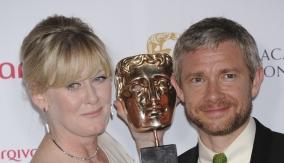 Sarah Lancashire & Martin Freeman