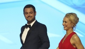 Presenters Danny Dyer & Maddy Hill