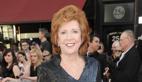 Cilla Black on the red carpet