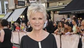 Julie Walters on the red carpet