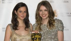 Skins' Kaya & Hannah