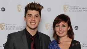The winner with Aiden Grimshaw