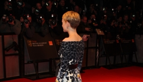 Carey Mulligan on the Red Carpet