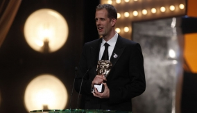 Pete Docter at the Podium
