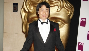 Miyamoto on the Red Carpet