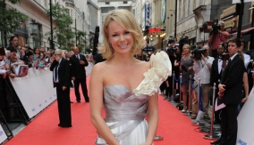 Amanda Holden on the Red Carpet