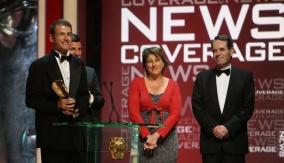 The ITV News team