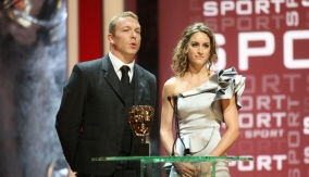 Sir Chris Hoy & Amy Williams