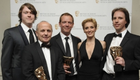 With Vicky McClure & Daniel Rigby