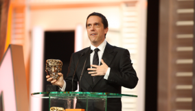 Lee Unkrich Accepts his Award