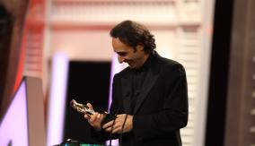 Alexandre Desplat at the Podium