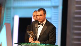 The Winners Accept the BAFTA
