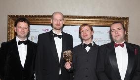 With Matt Allwright and Jon Hare