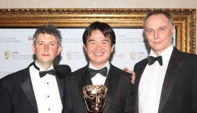 Andy, Joe & Chris from Chillingo