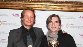 With presenter Joris De Man