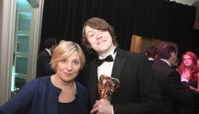 Backstage with Victoria Wood
