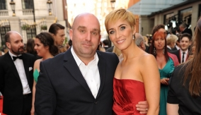 With Director Shane Meadows