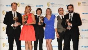 Winners in the Press Room