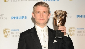 Press Room: Martin Freeman