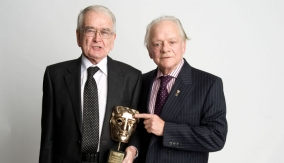 Brian Cosgrove & David Jason
