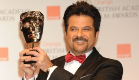 Anil Kapoor Accepted the Award