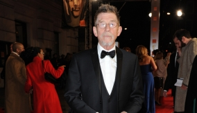 John Hurt on the Red Carpet