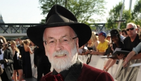 Red Carpet: Terry Pratchett