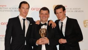 Cumberbatch, Moffat & Smith