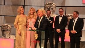 Winners at the Podium